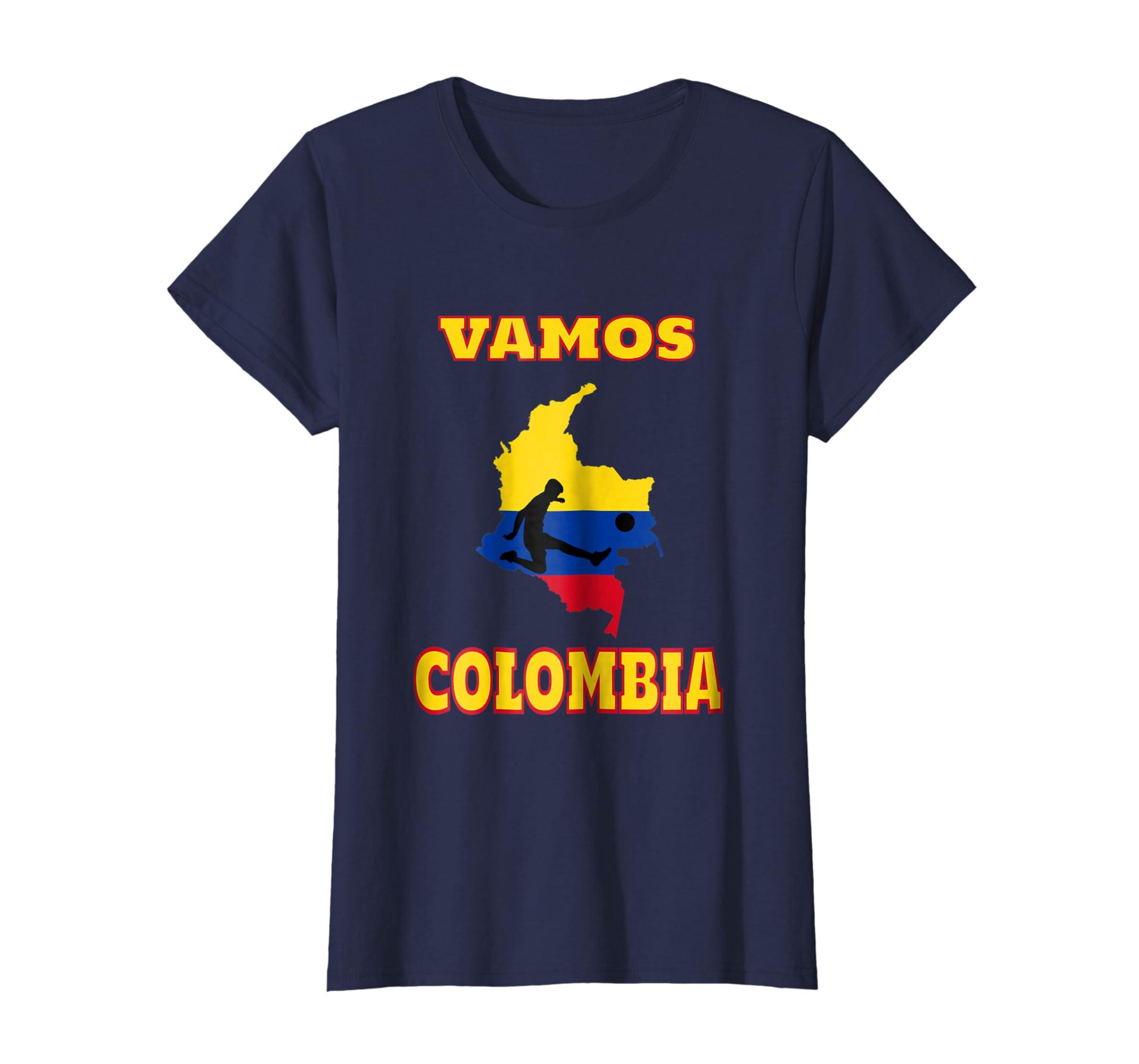 Amazon.com: camiseta seleccion colombia 2018 futbol Mujer Hombre y ninos: Clothing