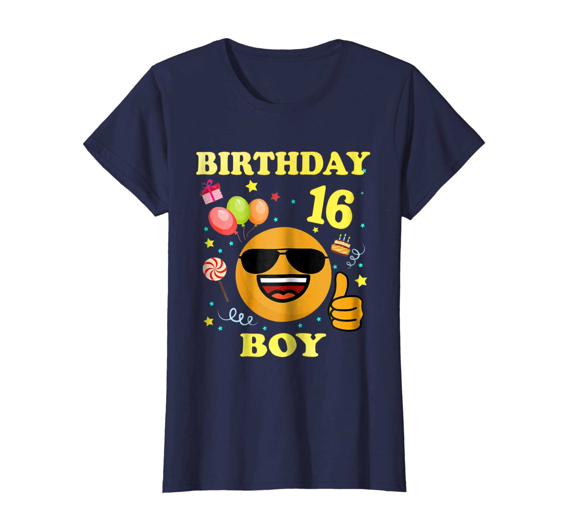 Amazon 16 Years Old Birthday Boy Shirt 16th Decorations Clothing