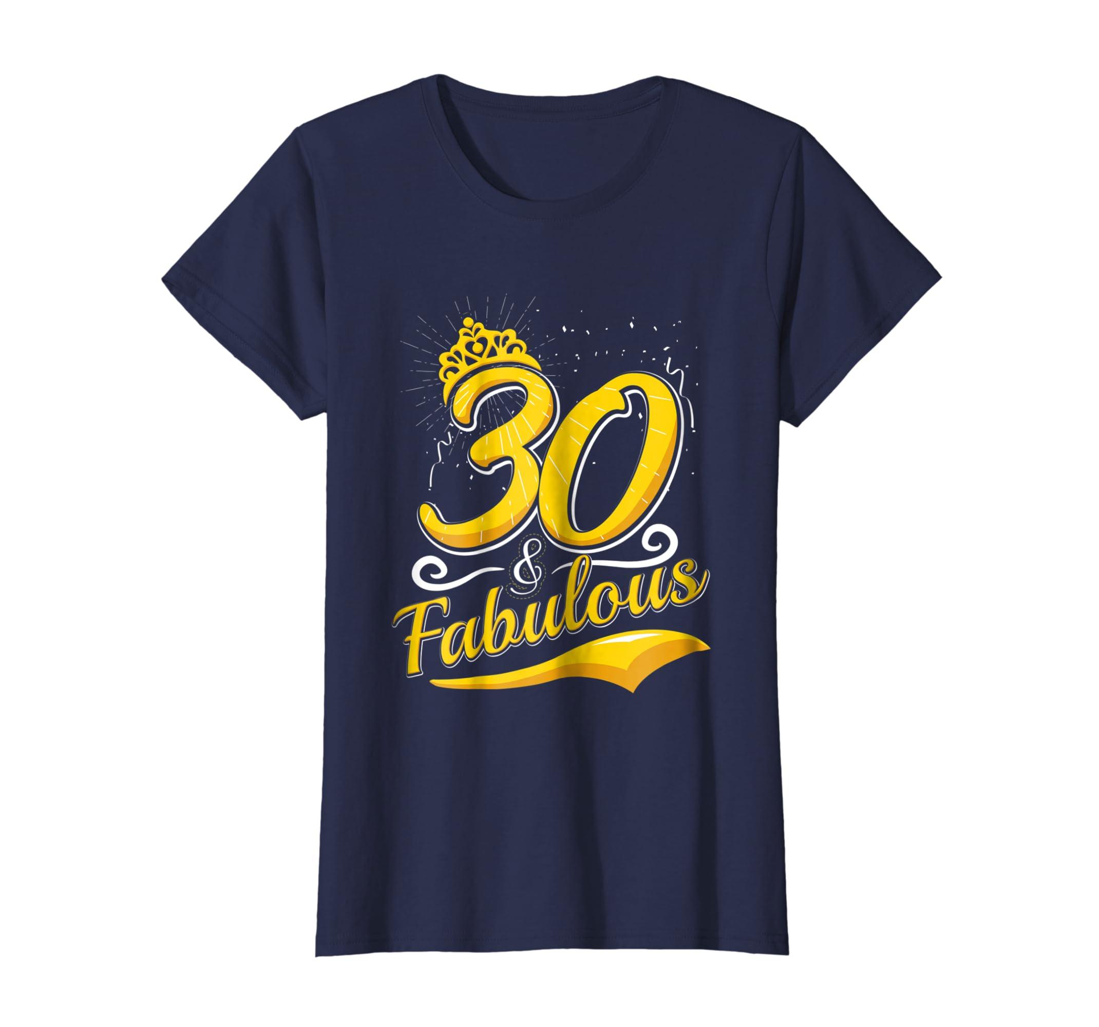 Fun Princess 30th Birthday Party T Shirt Clothing