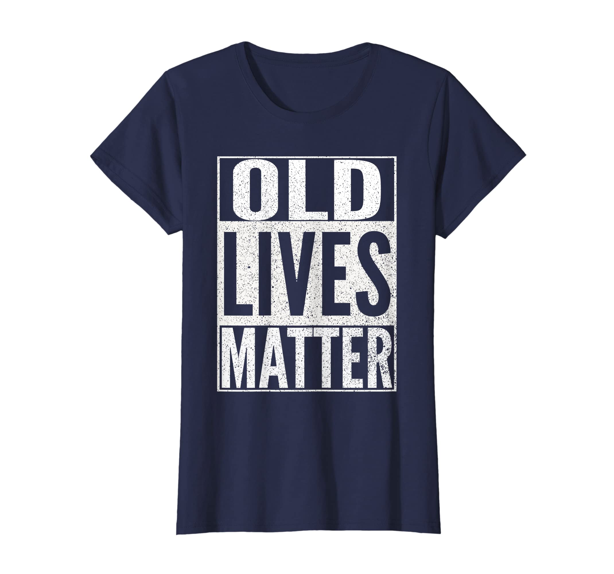 Amazon Old Lives Matter Fathers Day Birthday T Shirt Dad Men Papa Clothing