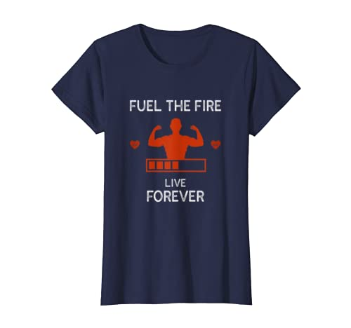 Amazon com: Fuel The Fire Live Forever - Life Extension T