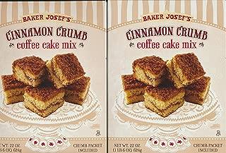 2 Pack Trader Joe's Cinnamon Crumb Coffee Cake Mix