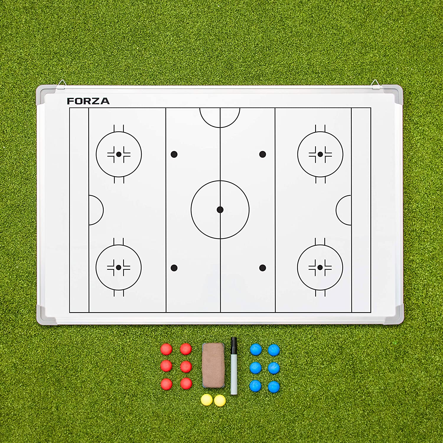 FORZA 日本未発売 18in x 12in Coaching Tactics Options Sport 13 オンライン限定商品 D Boards
