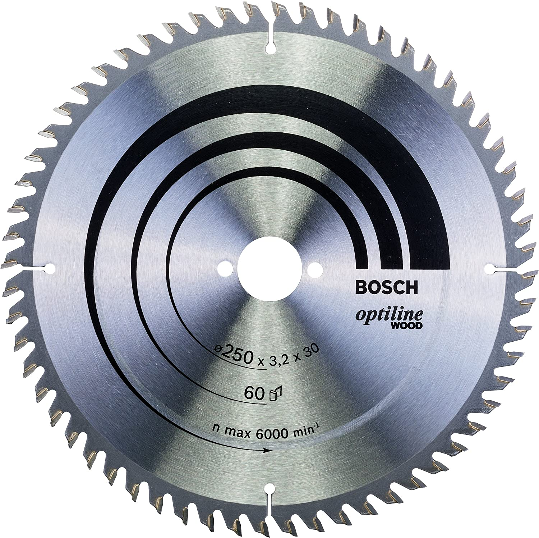 Bosch 2608640665 Circular Max 51% OFF Saw Special Campaign Opwot 9.84inx Blade