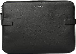 Tucano Velvet Second Skin Soft Laptop Sleeve For Men and Women, Macbook Pro 13 Inch Retina, Black