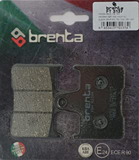 Brenta Bio Moto Bremsbeläge Für Cb 400â Super Vier Sf Cb 1300 Gtr 1400 Auto