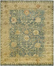 Blue Hand Knotted Area Rugs