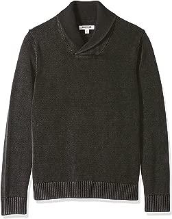 Goodthreads Men's Soft Cotton Shawl Pullover Sweater