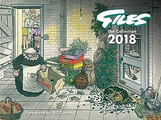 Giles The Collection 2018 (English Edition)