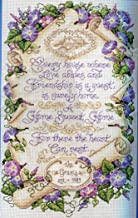 Janlynn Where Love Abides Counted Cross Stitch Kit ~ 9