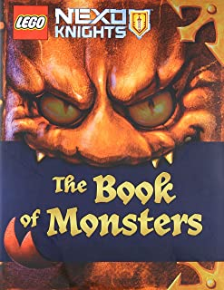 Best The Book of Monsters (LEGO NEXO Knights) Review
