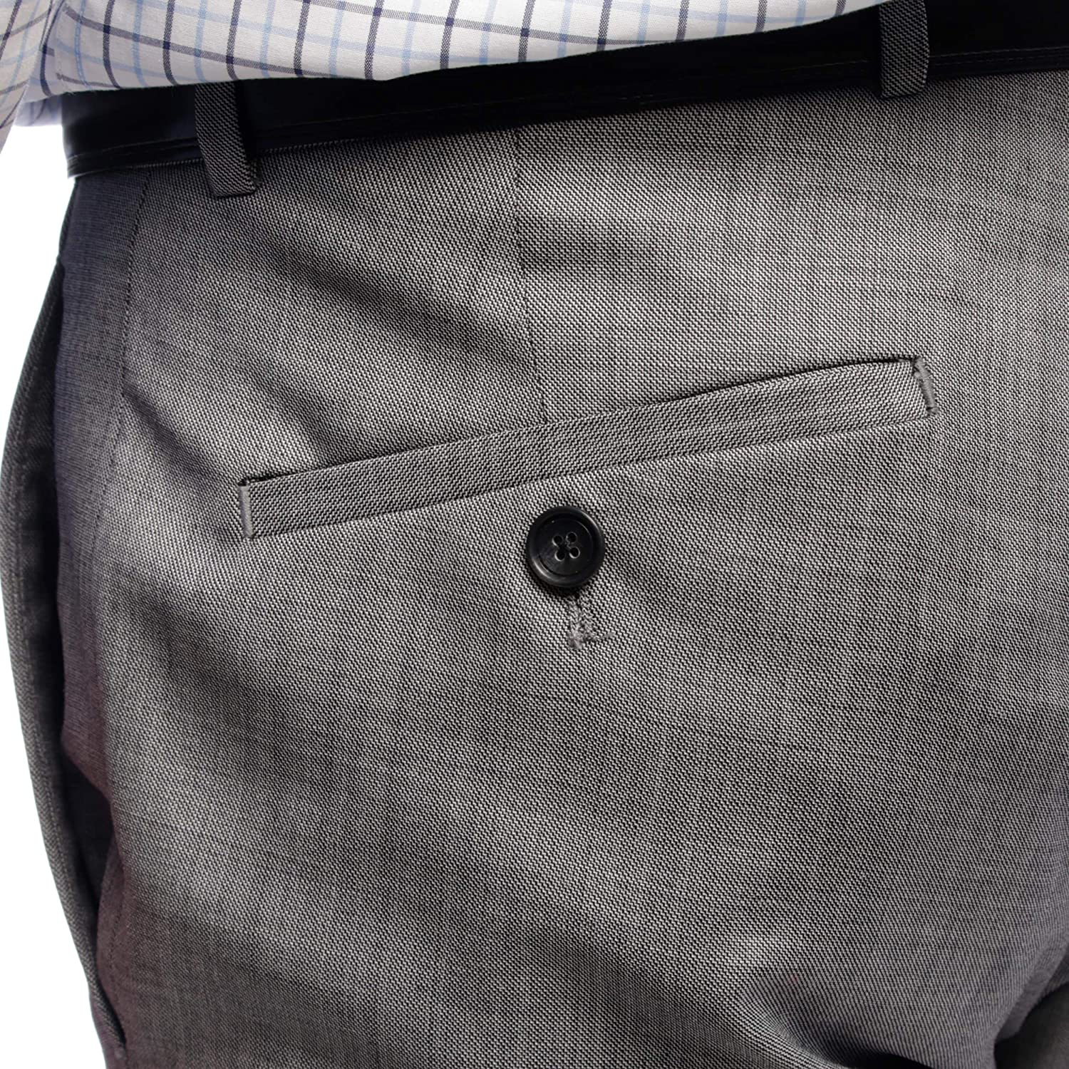 Kenneth Cole New York Men's Performance Wool Suit Separates-Custom Jacket and Pant Selection at  Men's Clothing store