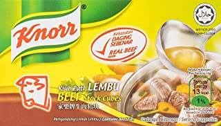 Knorr Beef Stock Cubes, 60g