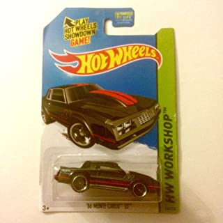 2015 Hot Wheels HW Workshop '86 Chevy Monte Carlo SS 230/250