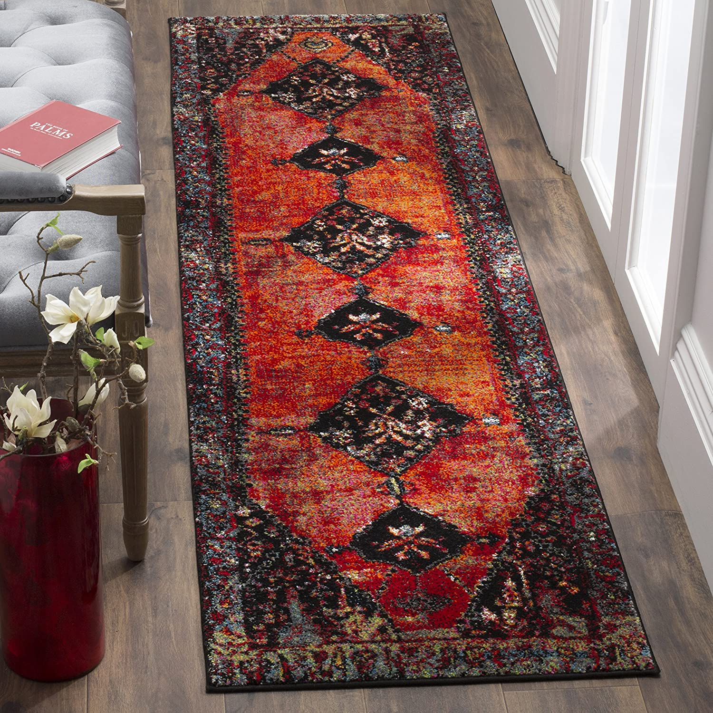 Safavieh Vintage Hamadan Collection VTH217B Ranking TOP19 Purchase Traditional Oriental