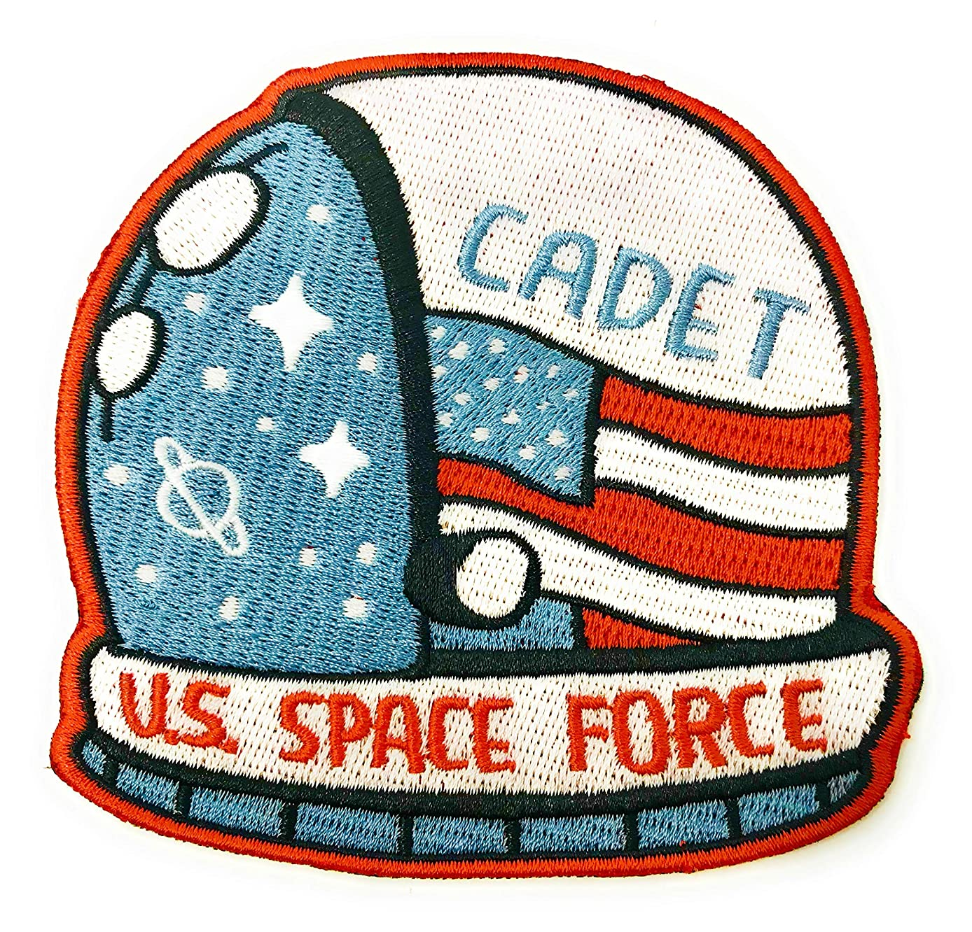 O'Houlihans - Space Force Cadet Iron on Patch - Space Force Patch