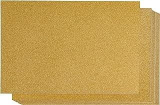 gold glitter cardstock bulk