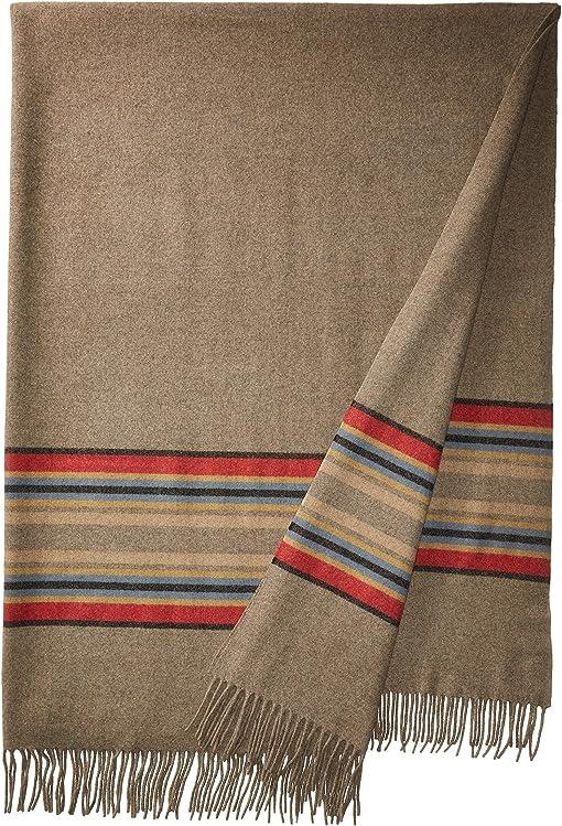 Mineral Umber Stripe