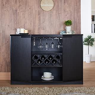 Best furniture of america chapline wood wine bar buffet Reviews