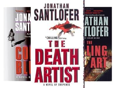 Color Blind Kate Mckinnon Novels Book 2 Kindle Edition By Santlofer Jonathan Mystery Thriller Suspense Kindle Ebooks Amazon Com