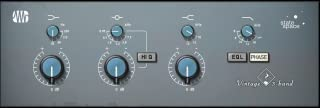 PreSonus Vintage 3-Band EQ Fat Channel Plugin [Online Code]