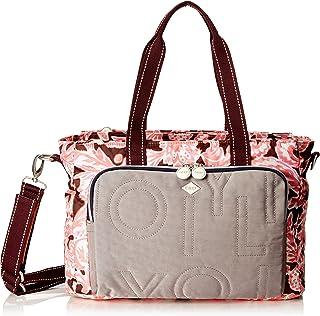 Oilily Damen Charm Diaperbag Mhz Rucksackhandtasche, 15x26x38 cm