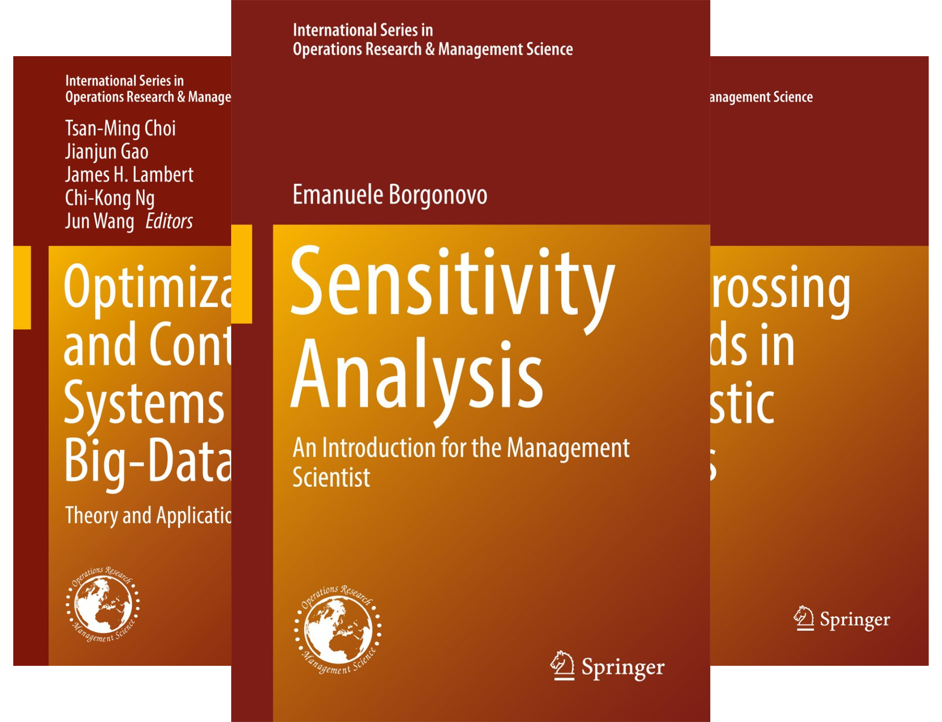 International Series in Operations Research & Management Science (101-150) (50 Book Series)