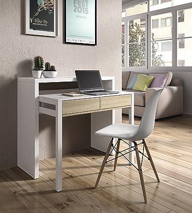 Amazon.es: Mesa Consola - Escritorios y mesas para ordenador ...