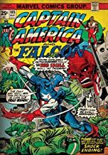 Marvel 'Falcon - Captain America' Officially Licensed Poster (30.48 cm x 45.72 cm)