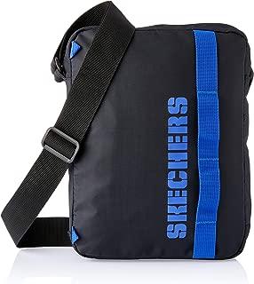 Skechers S563 Malibu Reporter Bag, Black, 28 Centimeters