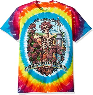 grateful dead rose shirt