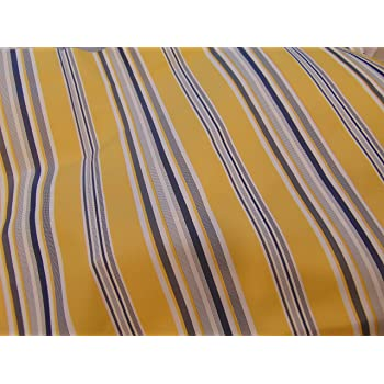 Yellow Upholstery Fabric Water Resistant Material Outdoor Cushion Arts /& Crafts