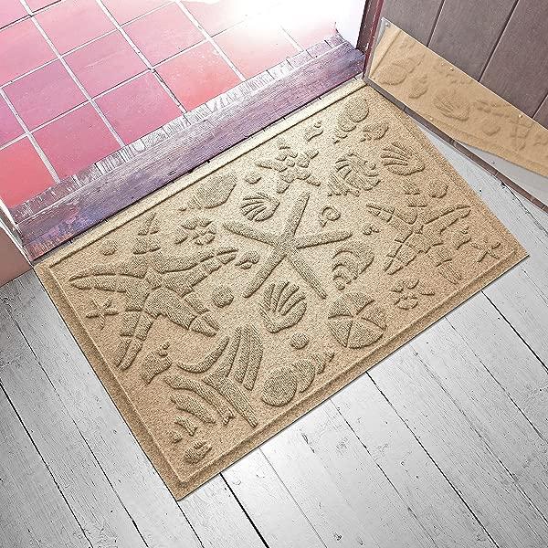 AquaShield Beachcomber Doormat 2 X 3 Camel
