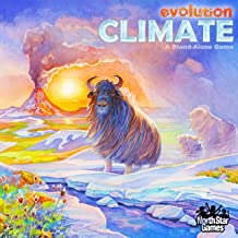North Star Games Evolution: Climate Conversion Kit | for Original Evolution Board Game