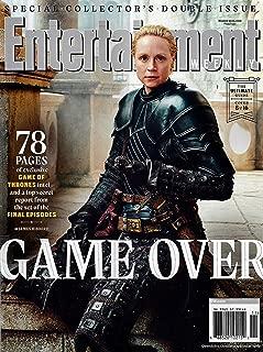 Entertainment Weekly, 15-22 March 2019 | Game of Thrones, Gwendoline Christie