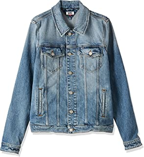 Tommy Hilfiger Women's Jacket, Blue (Tj Usa Mid Bl Com), Large