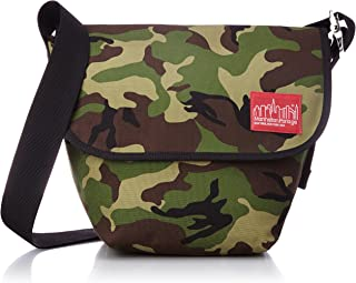 Manhattan Portage Small Vintage Messenger Bag (Camo)
