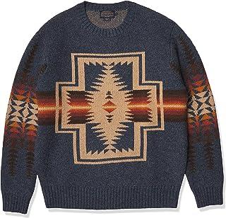 Men's Shetland Harding Crew Neck Sweater