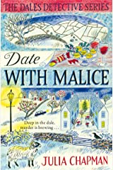 Date with Malice: A Charming Yorkshire Murder Mystery (The Dales Detective Series Book 2) (English Edition) Format Kindle
