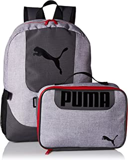 PUMA Big Kids Lunch Box Backpack Combo