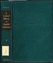 A Critical History of English Literature (Volume II) (Volume II)