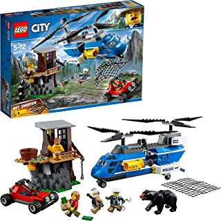 LEGO City Mountain Arrest 60173 Playset Toy