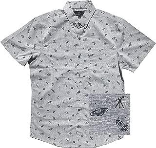 space button up shirt