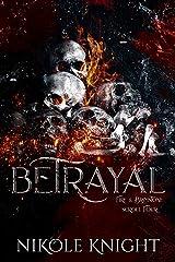 Betrayal: Fire & Brimstone Scroll 4—Gay Paranormal Romance (Fire & Brimstone Scrolls) Kindle Edition