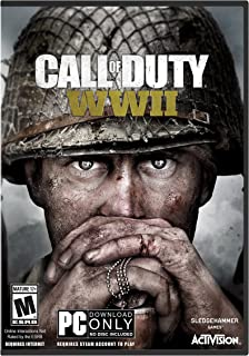 call of duty world war 2 steam key