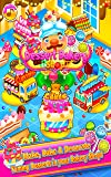 Candy Dessert Bakery Shop – Make, Bake & Cook Donuts, Cake Pops, Cupcakes, Cookies, Popsicles, Ice...