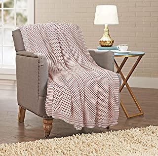 Best oversized knit throw blanket Reviews