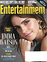 Entertainment Weekly February 24-March 3 2017 Emma Watson cover. Belle in Beauty and the Beast Re-Make