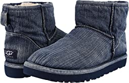 UGG - Classic Mini Washed Denim