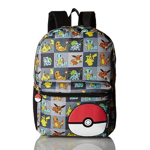 1132566aac98 Pokemon Boys  Multi Character Checker Print 17
